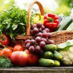 سبزیجات و مواد معدنی