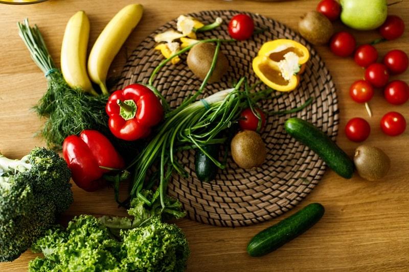 وجود کلسیم در سبزیجات