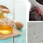 درمان خارش فرج با عسل