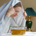 درمانبیماری های تنفسی با عسل