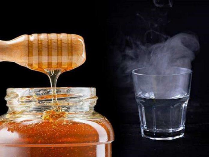 عسل برای دفع سموم بدن