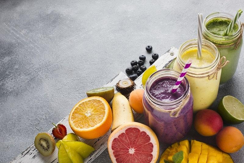 انواع آب میوه