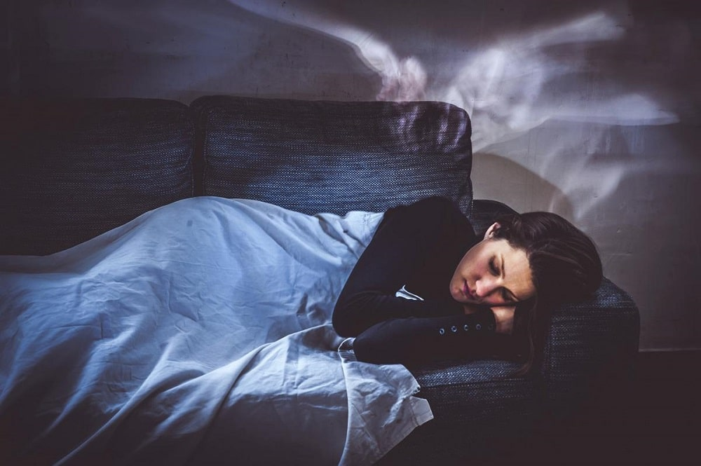 کابوس و خواب های ترسناک