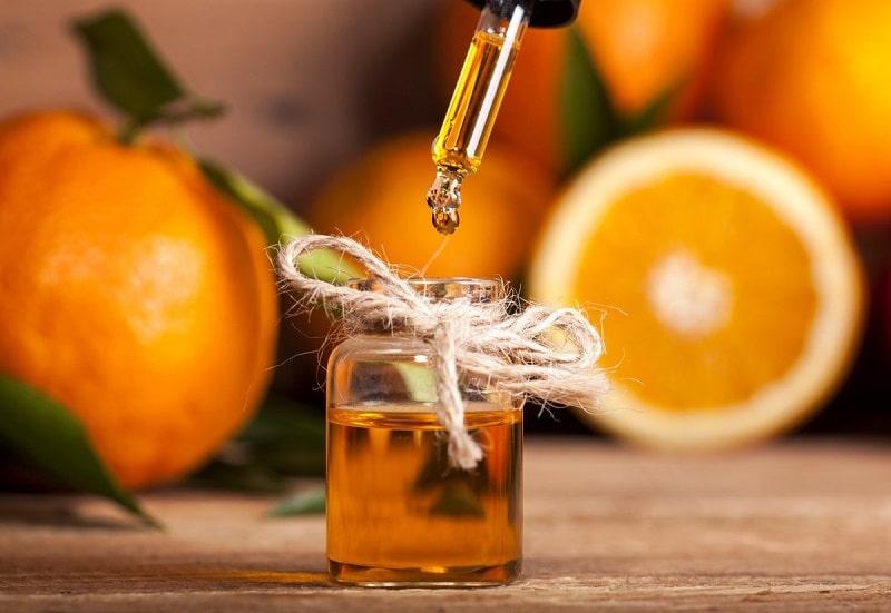 ترکیب روغن های پایه با روغن پرتقال