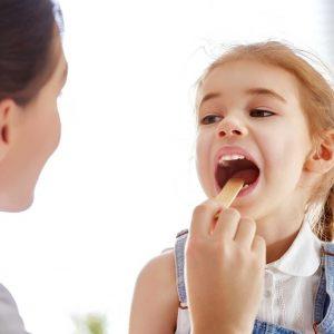 درمان گلودرد با سرکه سیب