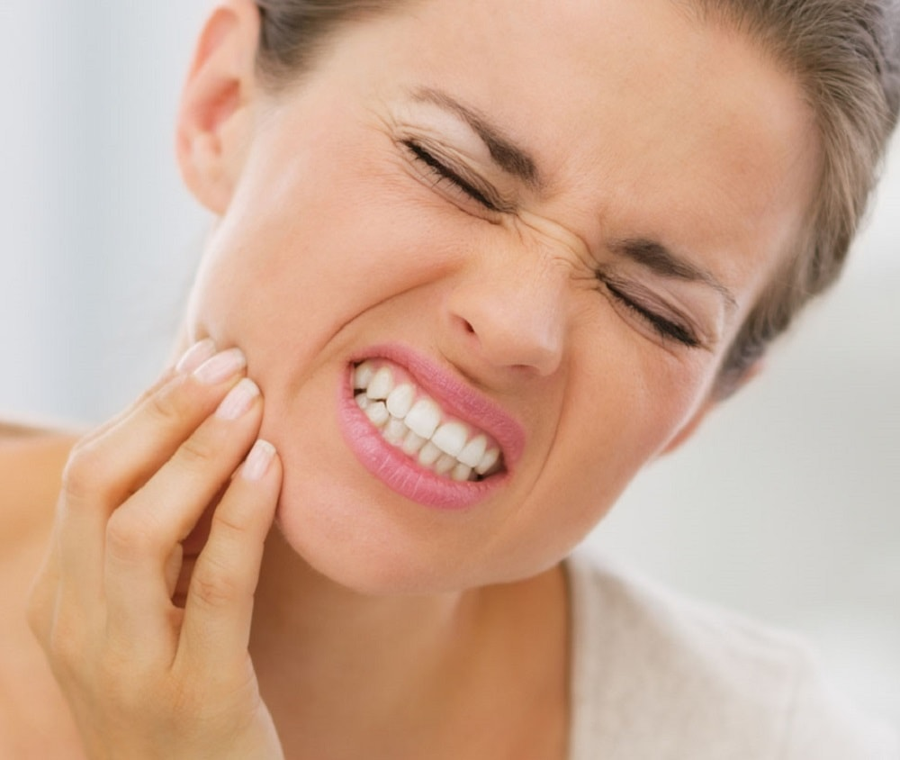ناراحتی دندان