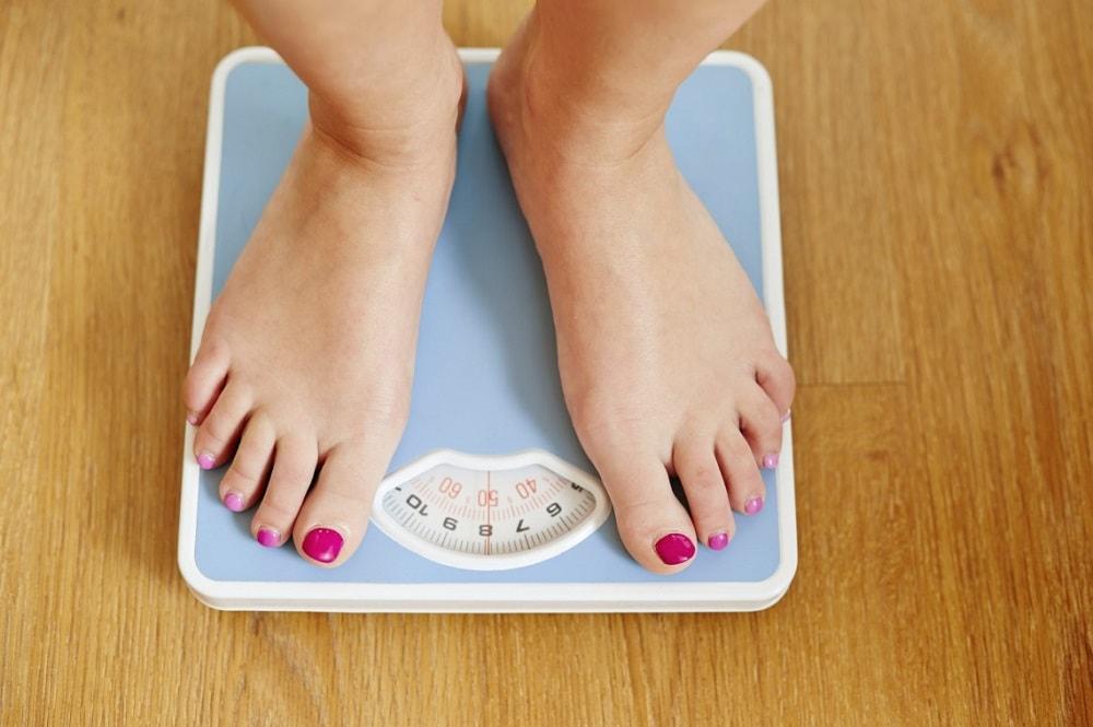 کم وزنی