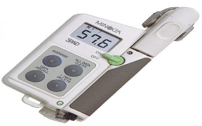 دستگاه اندازه گیری کلروفیل