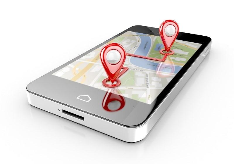 گیرنده موقعیت یاب (GPS) در کشت زعفران