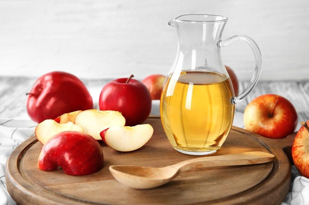 سرکه سیب و آشپزی