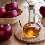 سرکه سیب مسکن طبیعی