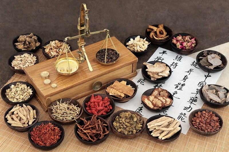 طب روستایی چینی