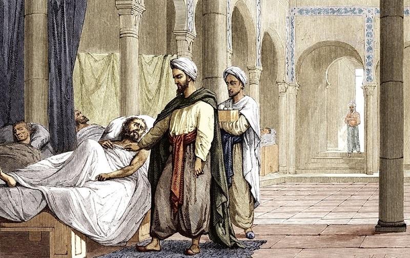 اسلام و طب یونانی