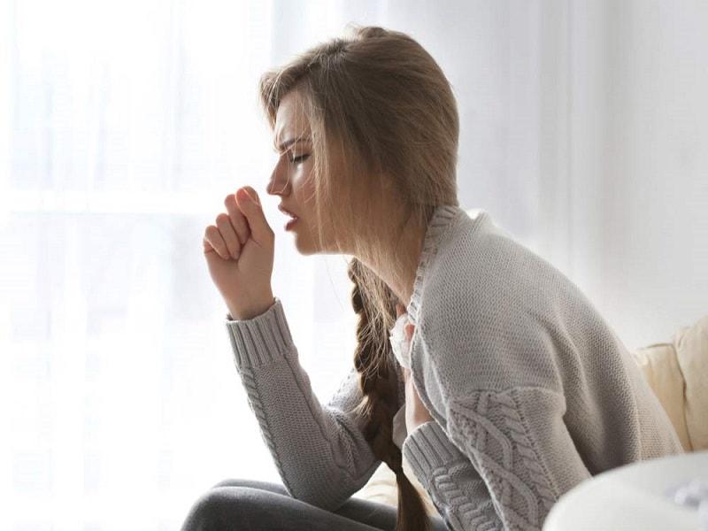 سرفه و تنگی نفس از علایم بیماری فیبروز ریه