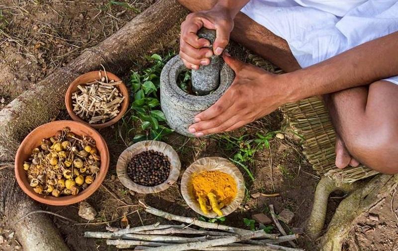 پزشکی محلی آفریقا