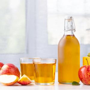 درمان زگیل با سرکه سیب