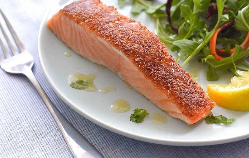 مصرف گوشت ماهی برای گروه خونی A
