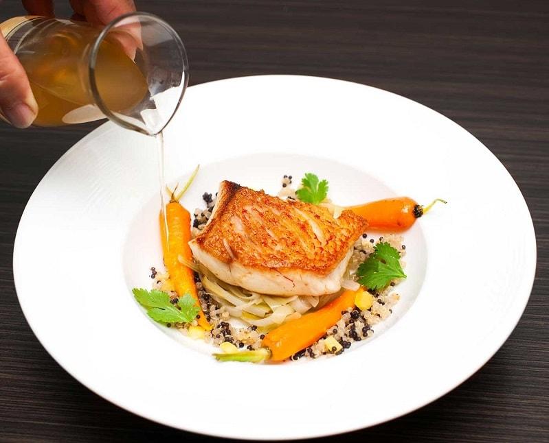 مصرف گوشت ماهی برای گروه خونی O
