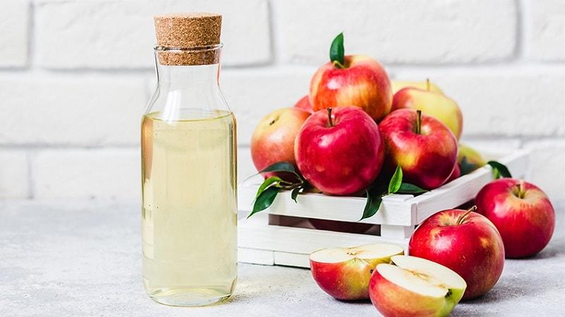 تاثیرات سرکه سیب بر سلامتی