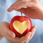 تنظیم ضربان قلب با سرکه سیب