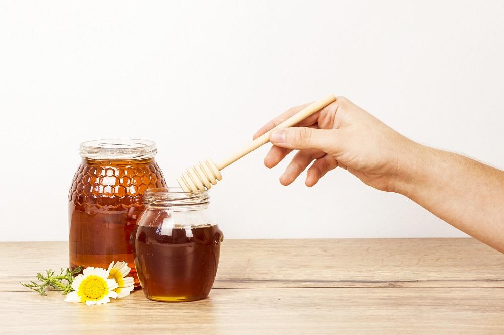 درمان بیماری دهان با عسل