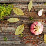 درمان انگل با سیر