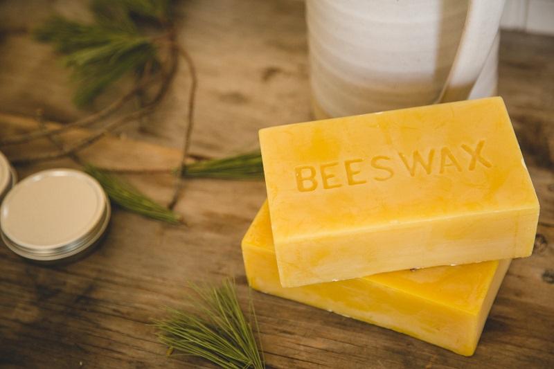 چگونگی تولید موم زنبور عسل