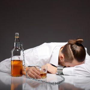 درمان معتادان الکلی با عسل