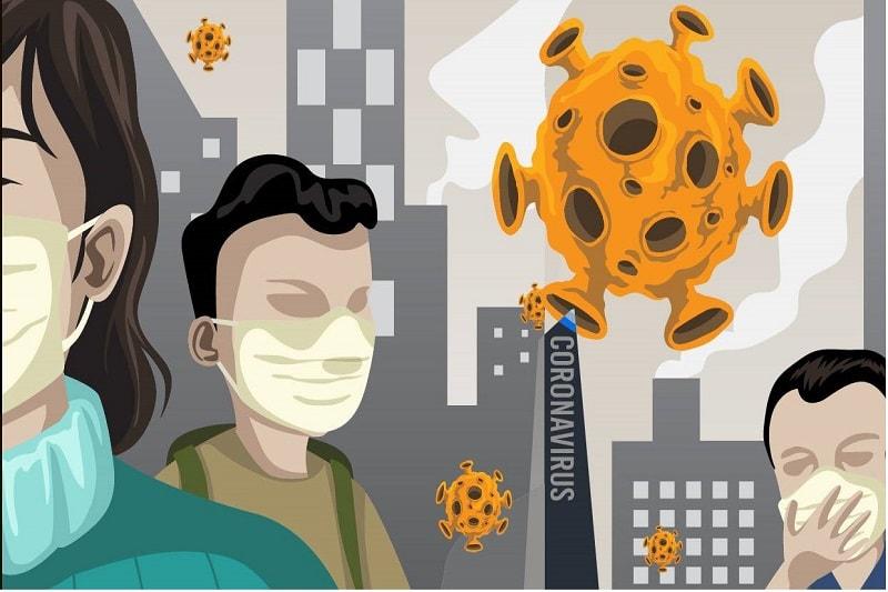دوره کمون ویروس کورونا