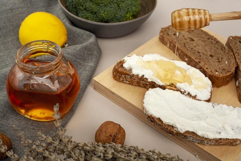 استفاده از عسل به عنوان شیرین کننده