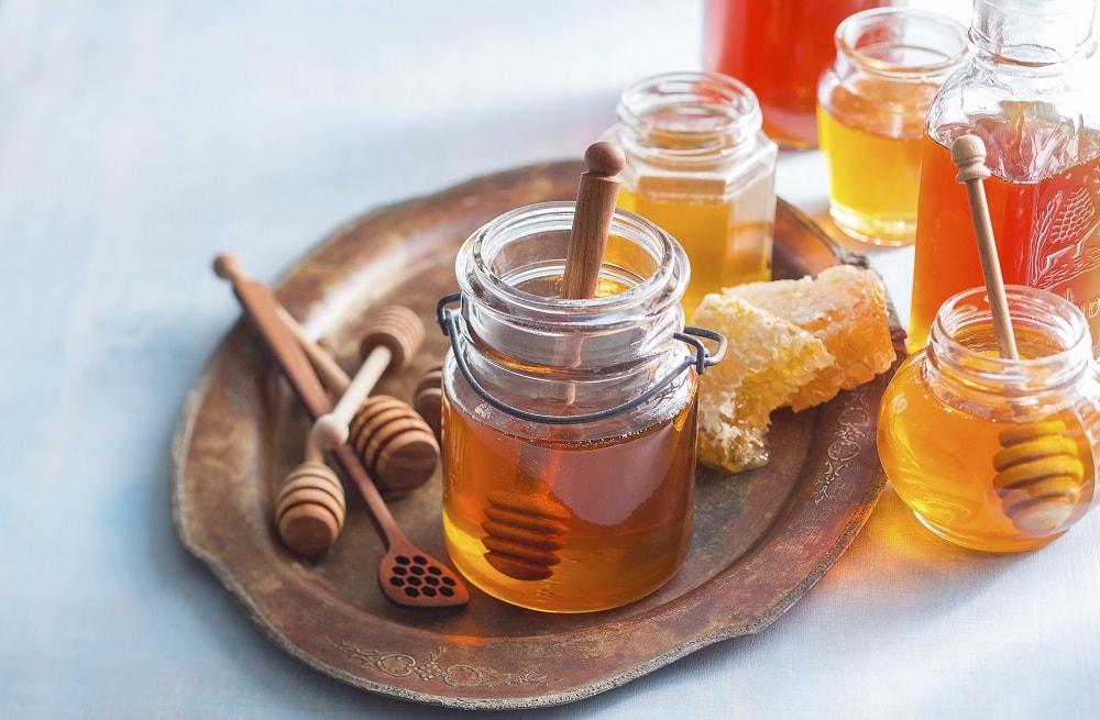درمان بیماری مثانه با عسل