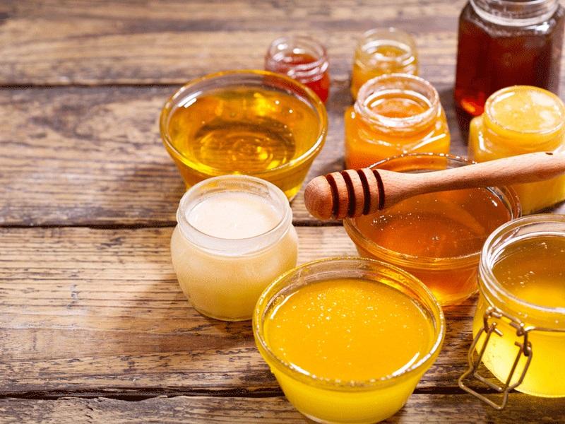 انتخاب و نگهداری عسل
