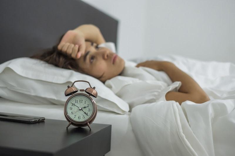 کمک به رفع بیخوابی
