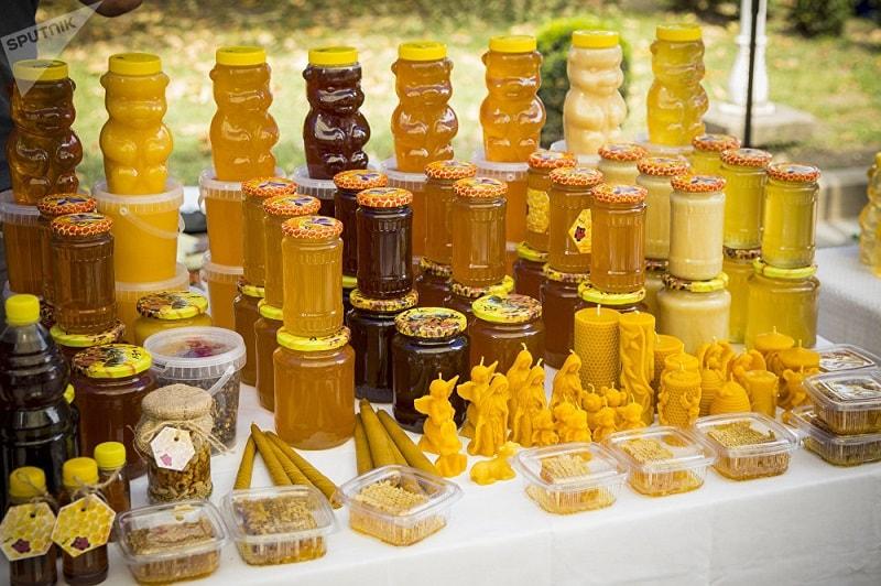 نمایشگاه عسل