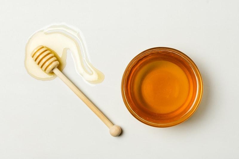 میزان رطوبت عسل