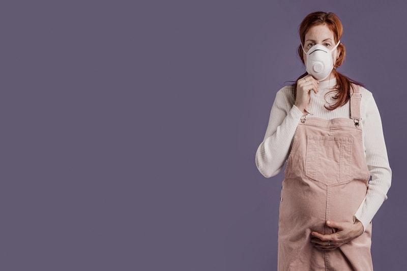 زنان باردار و ویروس کورونا