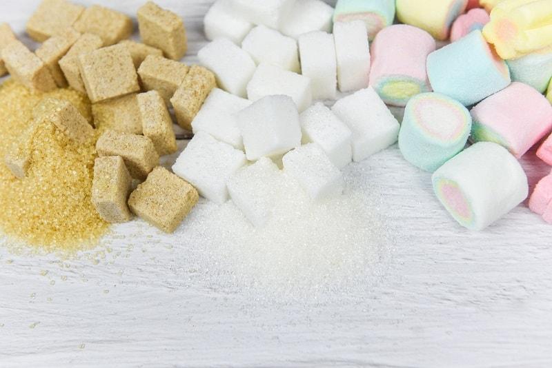 علت مصرف قند در رژیم غذایی