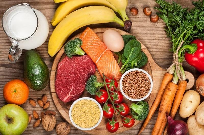 اقدامات احتیاطی در رژیم غذایی برای پیشگیری از کورونا در شرایط مختلف
