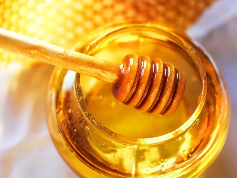 آنتی بیوتیک یا آنزیم موجود در عسل