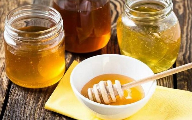 برداشت محصول عسل شان