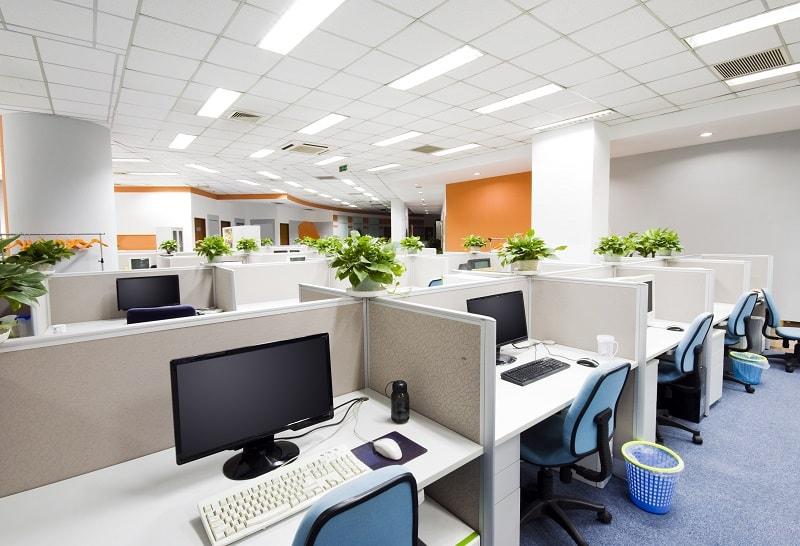 محل کار