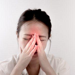 سردرد ضعف بینی