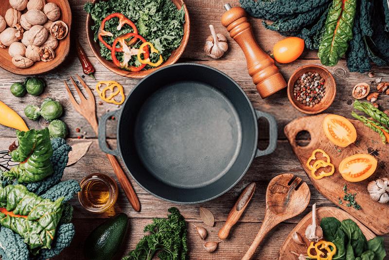 تاریخچه غذای ارگانیک