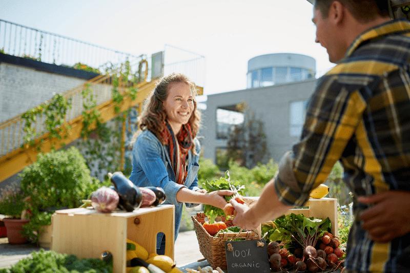 معیارهای تشخیص غذای ارگانیک