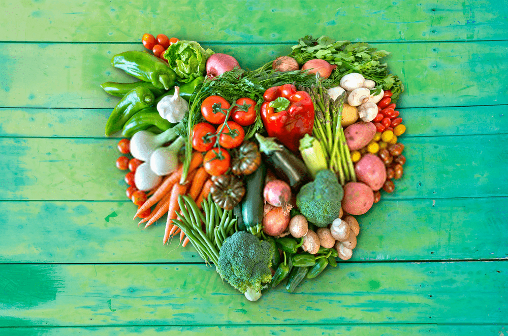 اهمیت تغذیه ارگانیک