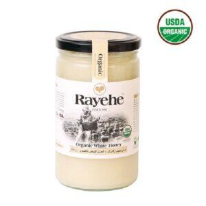 عسل ارگانیک سفید رایحه