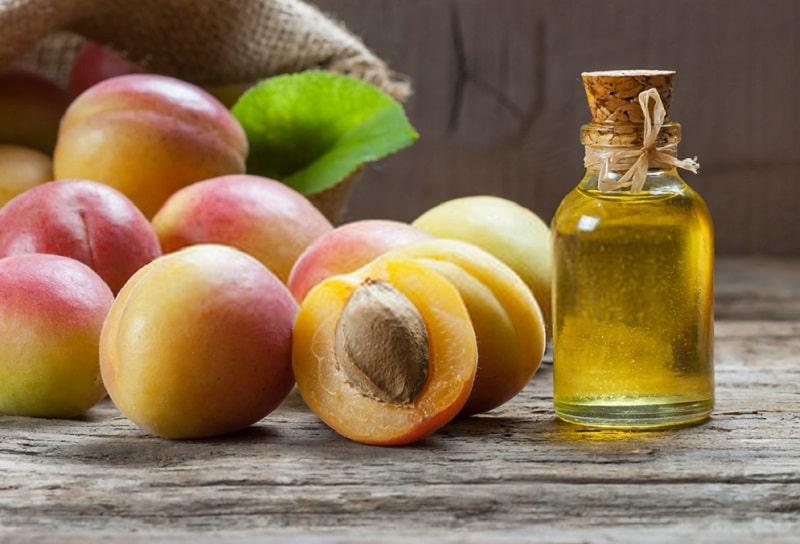 ترکیبات شیمیایی درخت زردآلو