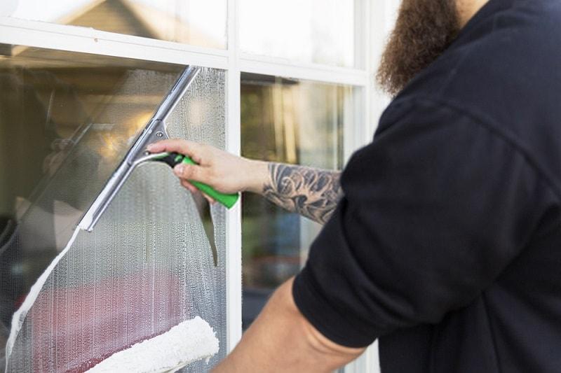 تمیز کننده های ارگانیک شیشه و آیینه