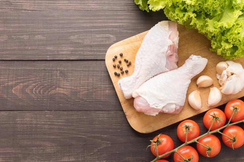 ضد عفونی کننده ارگانیک تخته خرد کن گوشت و مرغ