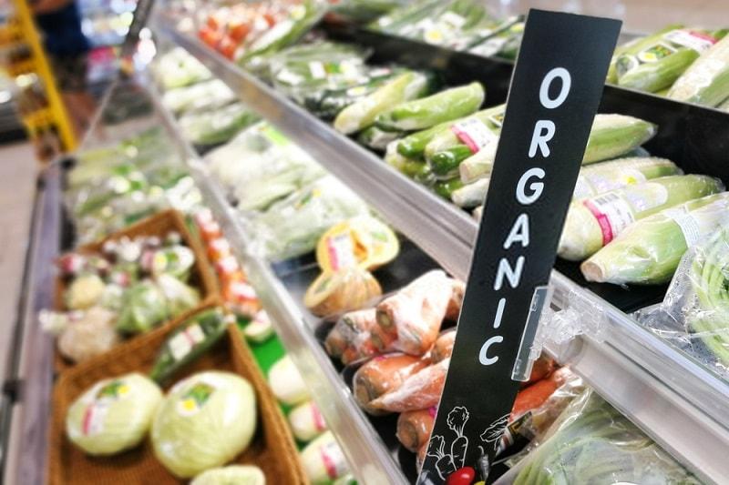 کیفیت مواد غذایی ارگانیک